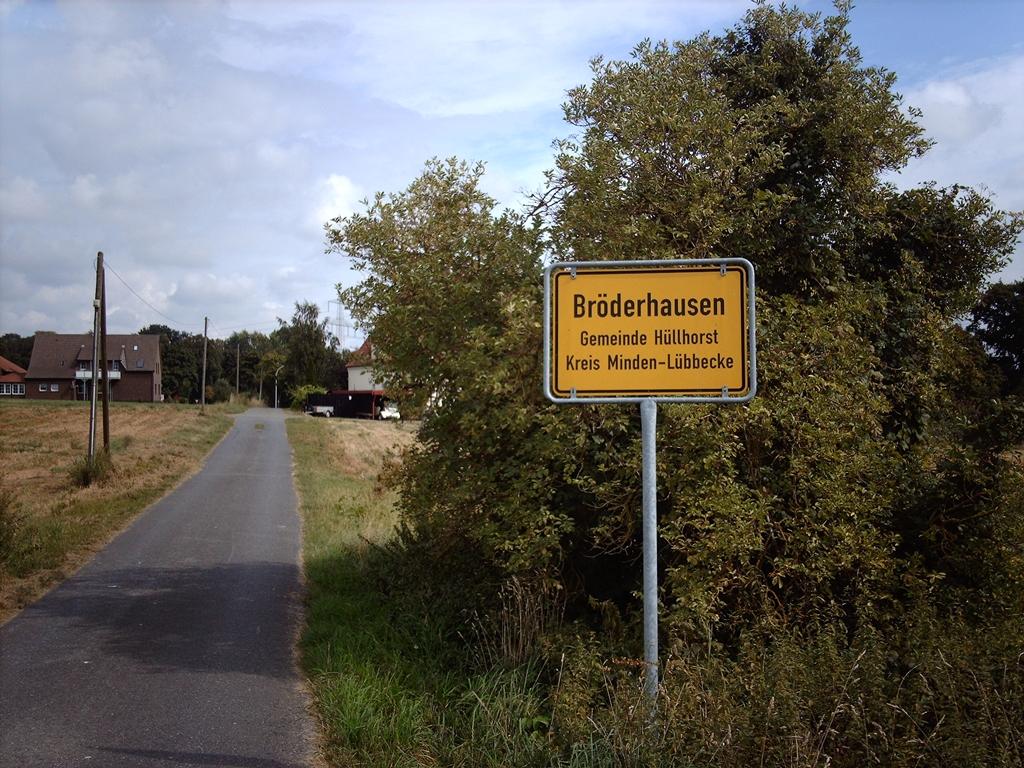 Unsere Heimat » Feuerwehr Bröderhausen