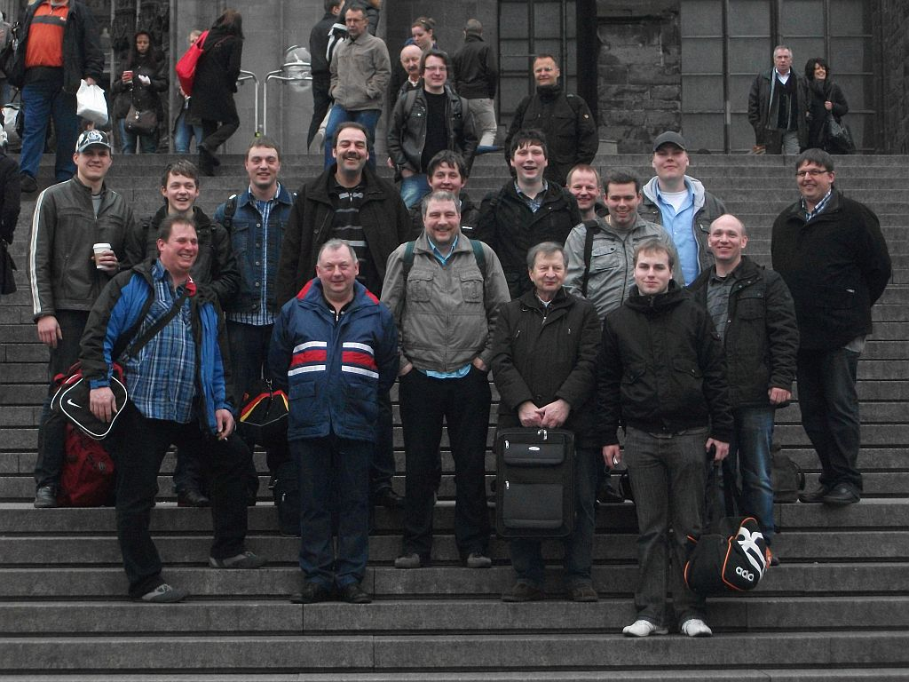 Kölnfahrt 2012